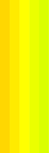 Tanya Dyhin yellow healing wavelengths rgb